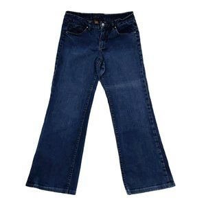 Jag Jeans Women's 14 32x29 Blue Boot Cut Stretch